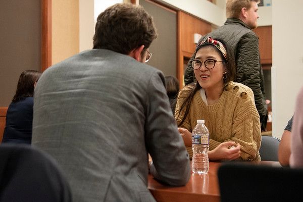Pathways to Careers in International Law: A Speed Networking Mixer