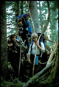 Climbing Mt. Fairweather & Mt. Ranier