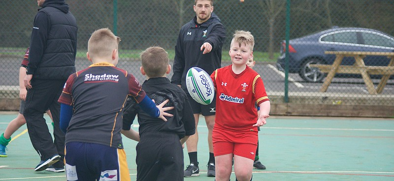 Easter Rugby Camp 2018