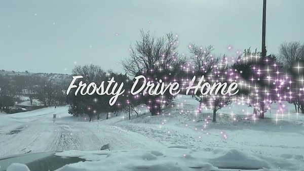Frosty Drive