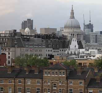 Noticed in London ~ June 2012