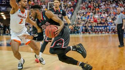 NCAA Basketball Game Day 3-22