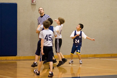 Rockets Game #5