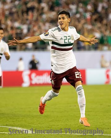 Martinique v Mexico Concacaf Gold Cup 6-23-2019