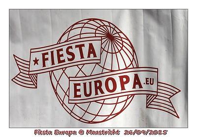 Fiesta Europa @ Maastricht  26/09/2015