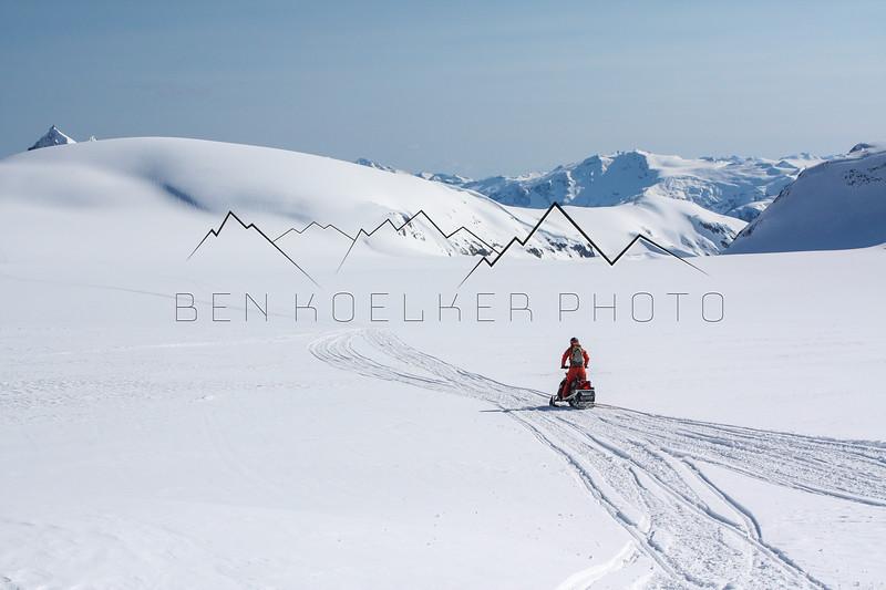 Pemberton Icecap, British Columbia, Canada