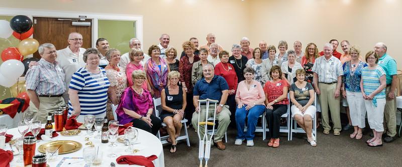 Sheridan High School Class of 1965 Reunion 2015