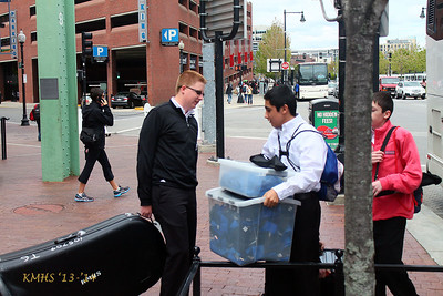 Music Department Trip to Boston 5-24-14 MrNarell
