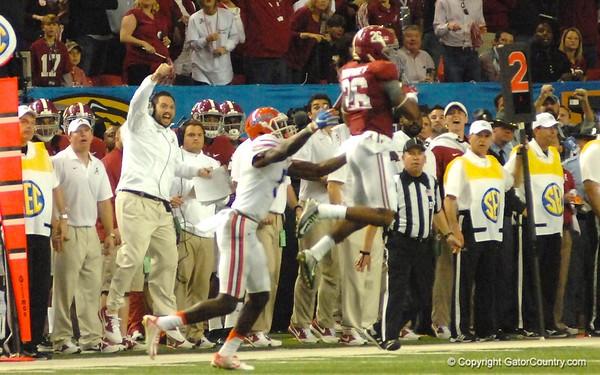 Super Gallery-2015 SEC Championship-Florida Gators vs Alabama Crimson Tide