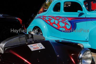 Hayfield Days Car Show 9/23/12