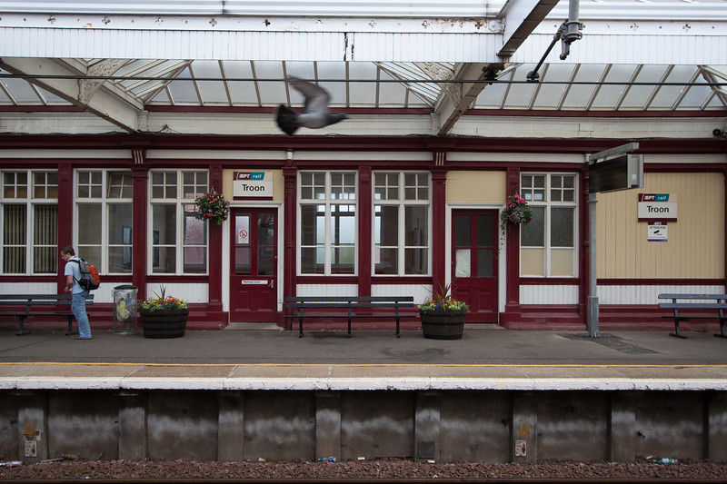 Troon Station 2007
