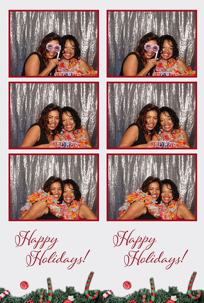 Chicago Marriott Holiday Party (12/20/18)