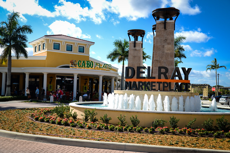 Delray Marketplace Holiday Event