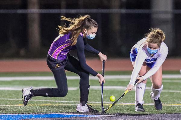 JV Field Hockey v West Potomac 3/1/21