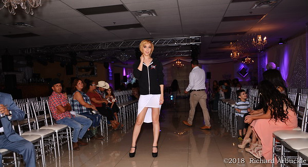 Fashion Show in Honor of Helena Lagos 5 6 2018