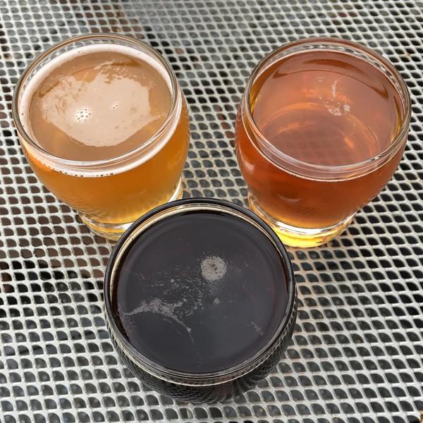 Midnight Sun Brewing: Suicide Run Flanders Red, Panty Peeler Belgian Tripel & Flash Golden Ale