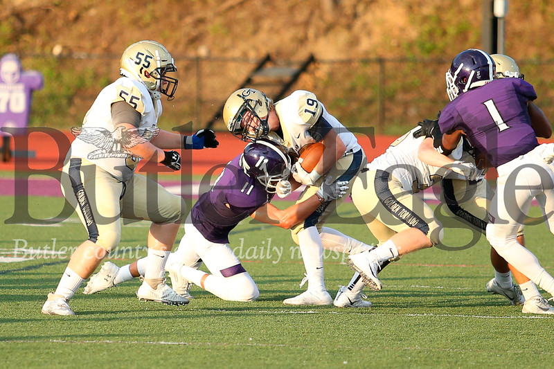 93671- Butler vs Baldwin Football
