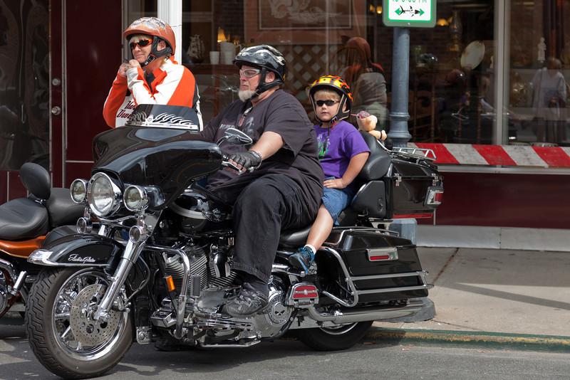 Motorcycle Papa