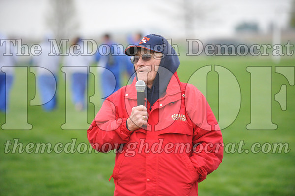 Muggs McGinnis Relays 04-18-11
