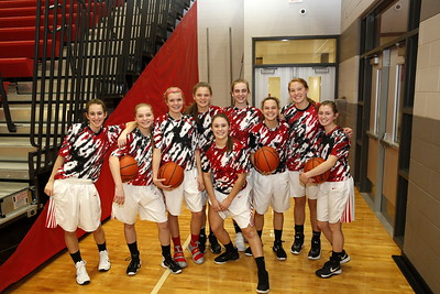 Girls Varsity Basketball - 12/4/2017 Shelby