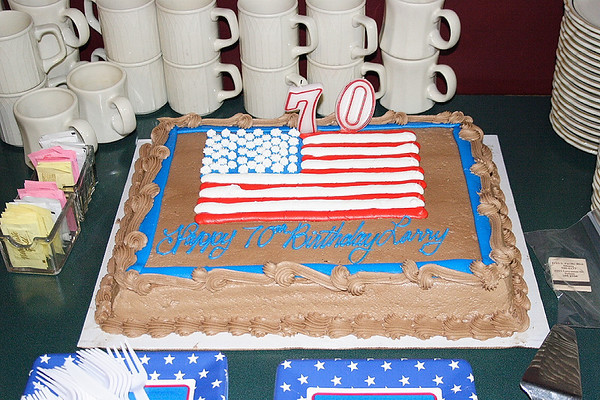 Larry Quiring's 70th Birthday