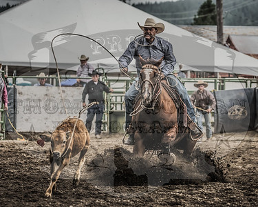 Valley County Rodeo 2017 (Cascade) Saturday