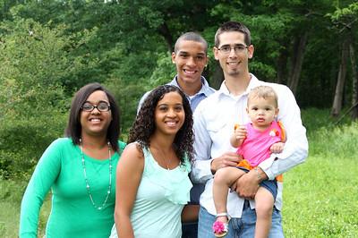 Hespen Family June 2013