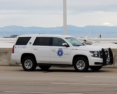 Colorado Police Vehicles