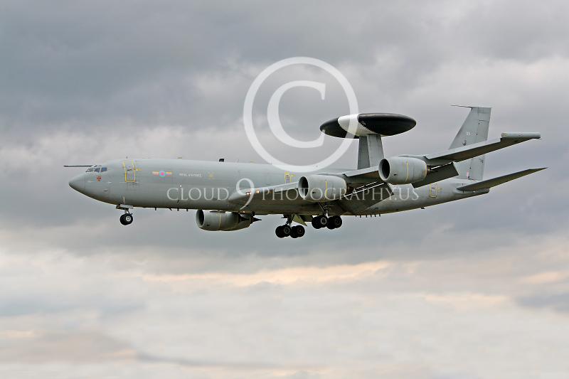 E-3FORG 00002 Boeing E-3 Sentry British RAF ZH105 by Peter J Mancus.JPG