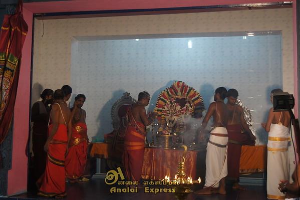 அனலை-புளியந்தீவு நாகேஸ்வரன்(சிவன்)  திருக்கோவில் தேர்த்திருவிழா-2017