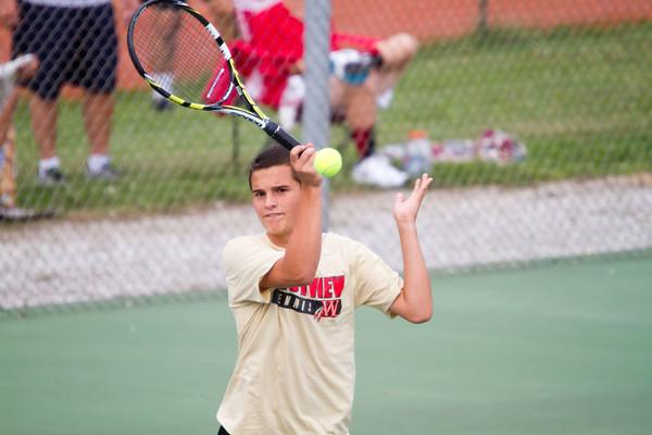 Goshen vs. Westview Boys Tennis