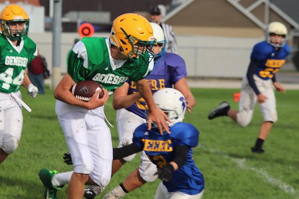 8th Grade Greens vs John Deere 10-3-19