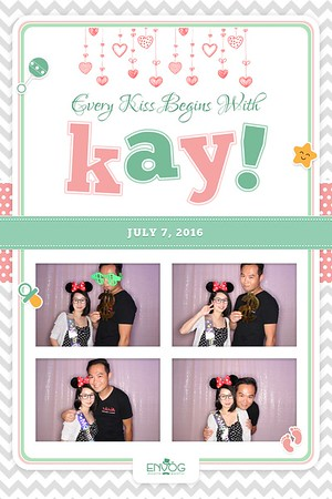 Welcome Baby Kay (prints)
