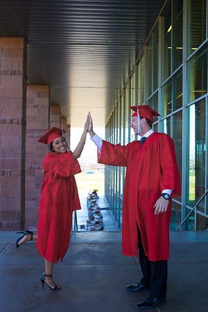 Graduation Promo Shots