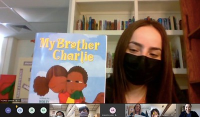 World Read Aloud Day (Photos Courtesy of Twitter)