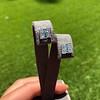Art Deco Diamond and Emerald Disc Earrings 52