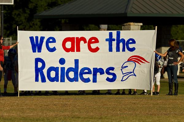 #18 Raiders vs Wolfpack OCT4