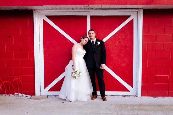 Ashley & Don Wedding