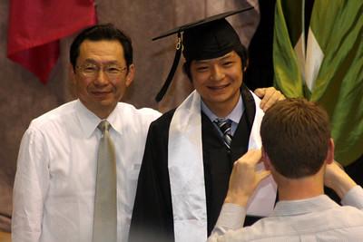Muskingum Graduation Ceremony - 2009