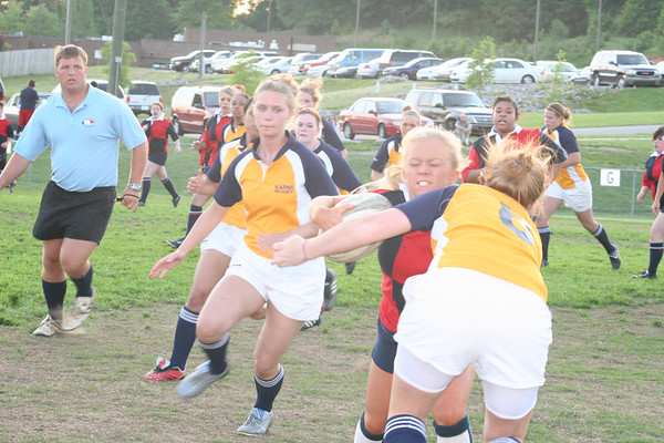 Girls Rugby 2006
