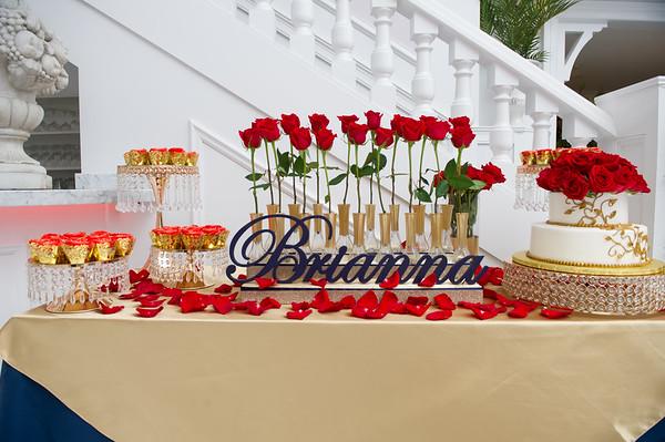 Brianna's Sweet 16 8 12 17