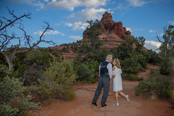 Danice and Rick's Vow Renewal