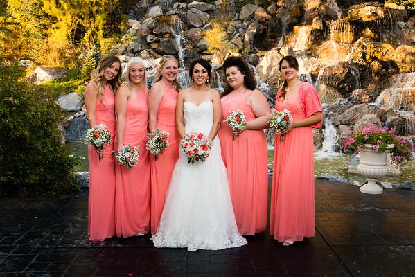 Millennial Falls Wedding