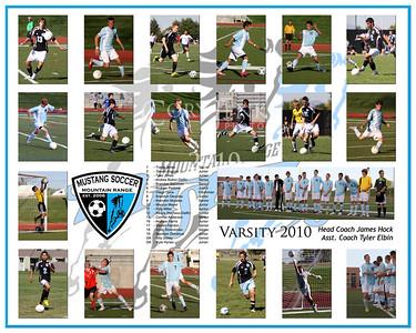MRHS 2010 Varsity Poster