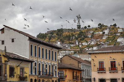 Quito and surroundings, Ecuador