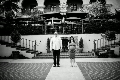 O'brien Maternity Shoot BW 062014
