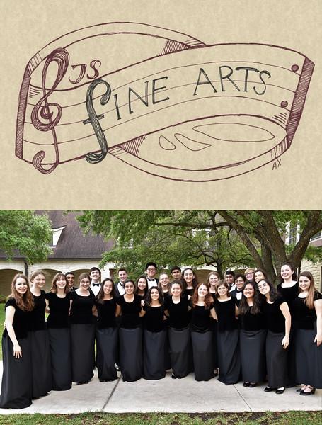2019 Spring Choral Concert US/MS