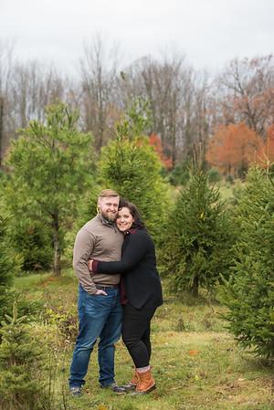 Brad & Christina Tree Farm Minis