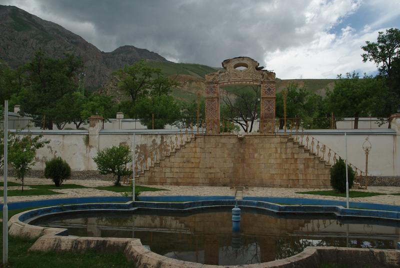 Pałacyk w Maku