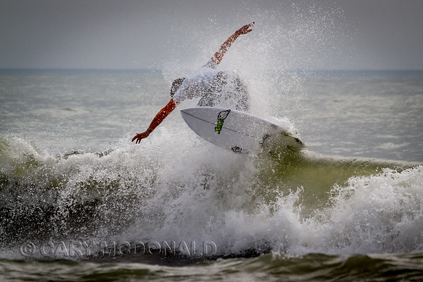 2015 - Icebox Open Contest - Surfing - Washout Folly Beach
